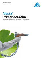 ZeroZinc Tips for User Brochure