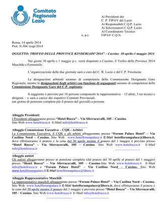 D. Cappelletti - Solvay Institutes