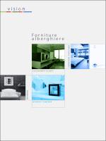 Forniture Alberghiere Catalogo VISION 2014