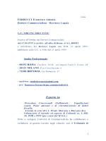 FERRUCCI FRANCESCO ANT. Consigliere (PDF, 325 Kb)
