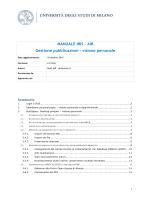 MANUALE IRIS - AIR Gestione pubblicazioni – visione personale