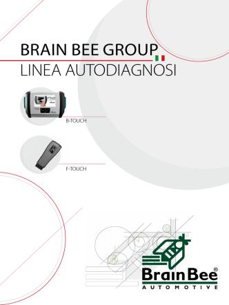 BRAIN BEE GROUP LINEA AUTODIAGNOSI - AM