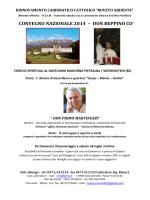 convegno nazionale 2014 – don beppino co