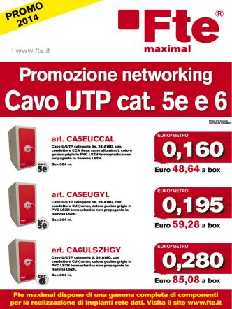 Cavo UTP 2014.indd
