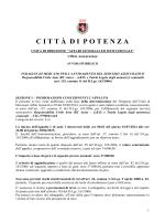 Assicurazione RCAuto 2014 - AVVISO definitivo