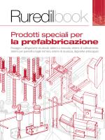 Ruredil Book Prefabbricazione