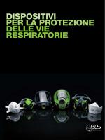 dispositivi per la protezione delle vie respiratorie