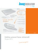 listino prezzi lane minerali giugno 2014