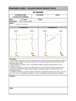Description Guide - Juventus Soccer School Torino XP REPORT
