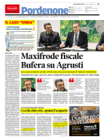 MAXIFRODE FISCALE BUFERA SU MICHELANGELO AGRUSTI