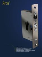 Elettroserrature di sicurezza Versione Key per casellari di sicurezza