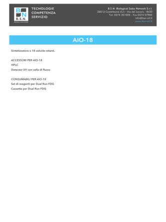 AIO-18 - B.S.N. Srl