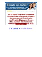 Document Curare gli acufeni olisticamente Na76