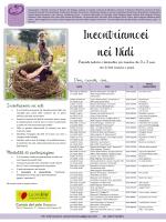 Locandina nidi - Comune di Bassano del Grappa