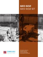 GEO 602 GEO 602 GT