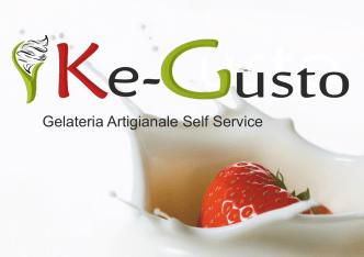 brochure ke gusto - Gelateria Yogurteria fai da te