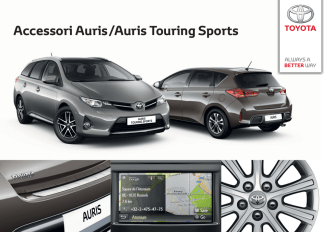 Accessori Auris /Auris Touring Sports