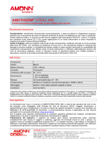 SCHEDA TECNICA - Amotherm Steel WB