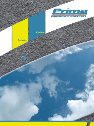 Cementi Resine - PRIMA PAVIMENTI SPECIALI