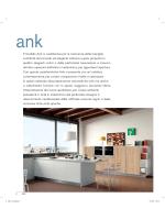 Il modello Ank si caratterizza per la mancanza della