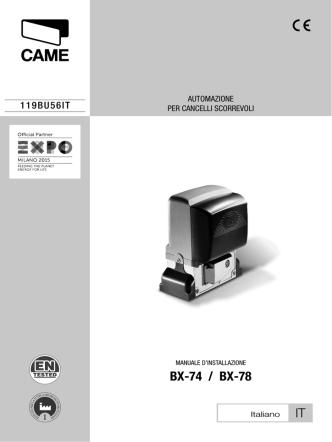 bx-74_78 - Came Più