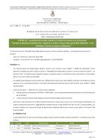 Esito di gara [file ] - Regione Autonoma della Sardegna