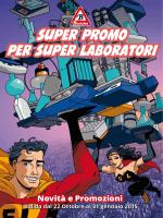 Super PROMO per Super Laboratori