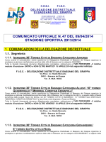 Com.47.14 - FIGC Veneto