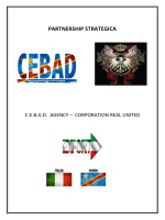Partnership strategica per i mercati italiani e africani