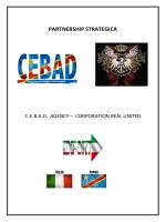 Partnership strategica per i mercati italiani e africani