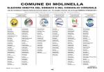 nato a Molinella (BO) - Comune di Molinella