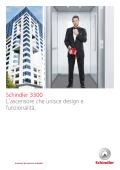 Brochure Schindler 3300