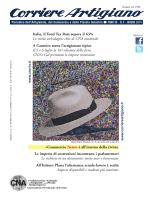 Giugno 2014 - Corriere Artigiano