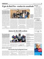 La Quotidiana, 22.1.2014