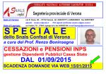 Speciale pensioni dal 1.9.2015