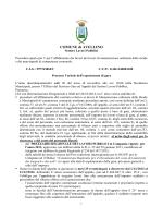 Verbale - Comune di Avellino