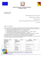 """""""U. Mursia"""" Carini Circolare n. 499 del 19/03/2014"""