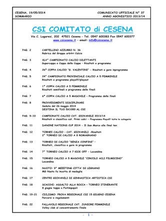 C.U. n. 38 PDF
