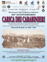 Carica Carabinieri 2014 - Libretto