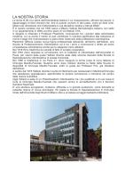LA NOSTRA STORIA - Università degli Studi di Milano