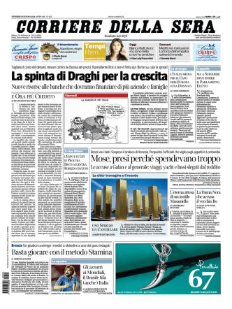 Corriere della sera - 06.06.2014