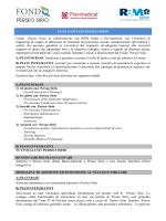 Informativa Piani Sanitari PERSEO SIRIO