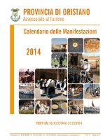 Calendario Eventi e Manifestazioni della Provincia di