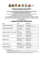graduatorie - Comune di Medicina