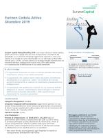Eurizon Cedola Attiva Dicembre 2019