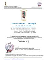 Mons. + Mario Cecchini a Conchiglia Vescovo Emerito Di Fano
