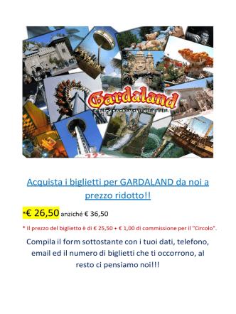 26,50 anziché € 36,50 -
