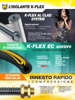 K-FLEX EC ADESIVO