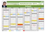 Abfallkalender 2015 - Landratsamt Altötting