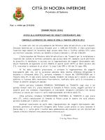APRI - Comune di Nocera Inferiore